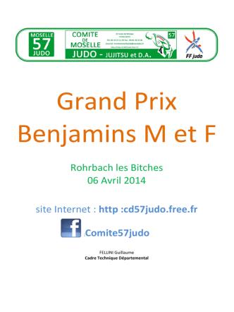 classement du Grand Prix