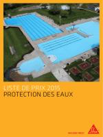 Liste de prix 2015 protection des eaux