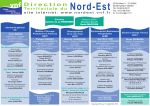 Direction - Navigation du Nord-Est
