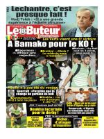 LE BUTEUR DU 18.11.2014