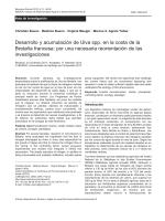 Version Espagnol - Institut de l`Environnement