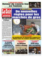 PAGE GABARIT - Le Soir d`Algérie