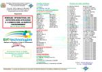 Du 17-19 Avril 2016 - Université Abbes LAGHROUR Khenchela