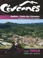 OT anduze guide 2014 - Portail Alès en Cévennes