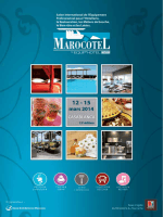Catalogue Marocotel 2014