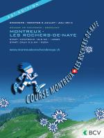 Mise en page 1 - Course Montreux - Les Rochers - de