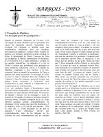 BARROIS - INFO - Diocèse de Verdun