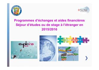 Aides financières 2015-2016 version revue EVT [Mode de