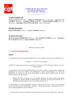 CR à télécharger - Fédération des Organismes Sociaux
