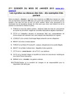 Les syndics au-dessus des lois : dix exemples très parlant