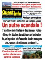 Dimanche 14 Décembre 2014 - Ouest-info