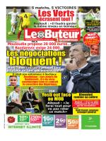 LE BUTEUR DU 16.11.2014