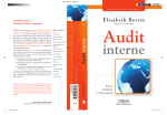Audit interne - Fichier PDF