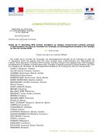 Arrêté du 11 décembre 2015 - Bulletin Officiel