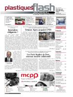 journal n°52 - Plastiques Flash