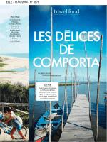 travel food - Herdade da Comporta