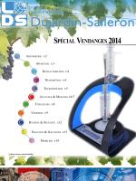 Télécharger le Catalogue Dujardin-Salleron Spécial