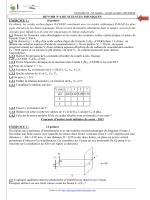 Devoir n°4 - TS3 -TS1