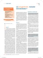 La polyglobulie, maladie standardisée ?