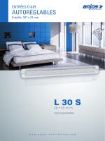 L 30 S - Anjos ventilation