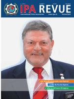 Download der IPA REVUE - International Police Association