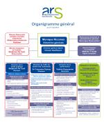 Organigramme des directions - ARS Basse