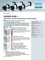 GEIGER GJ56.. – - GEIGER Antriebstechnik