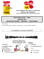 Notations 2015 Groupe 243