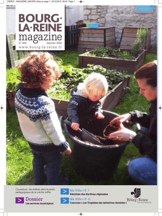 Bourg-la-Reine magazine janvier 2016 (pdf