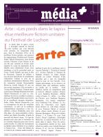 Arte : «Les pieds dans le tapis» élue meilleure fiction