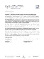 Page 1 Communiqué de presse La Banque J. Safra Sarasin