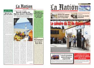 central (Page 1) - La Nation Arabe