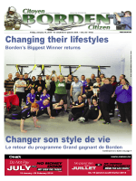 Changing their lifestyles Changer son style de vie