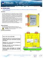 FS303-INV - Firelec