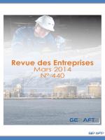 Mars 2014 n°440 - GEP-AFTP