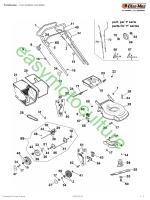 G 47 TAS Tondeuse - Easy MotoCulture