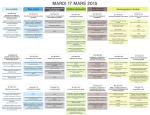 MARDI 17 MARS 2015