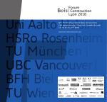 FBC 2016 - Tectoniques