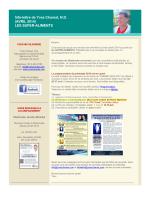 Info-lettre de Yves Charest, ND (AVRIL 2014) LES SUPER