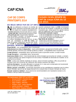 CAP ICNA - USAC-CGT