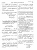 JOPF - Liste des candidats autorisés à passer aux épreuves écrites
