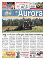 June 16 2014 - The Aurora Newspaper