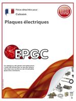 Plaques électriques