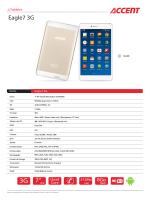Eagle7 3G-Gold