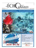 Novembre - Echo of Cantley / Écho de Cantley