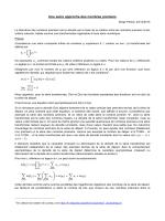Une autre approche des nombres premiers