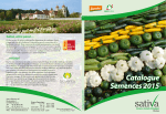Catalogue Semences 2015