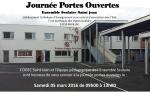 Flyer Journée Portes Ouvertes 2016