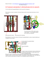 4) Comment automatiser le déclenchement de la sonnerie