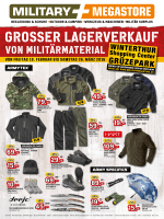 VON MILITÄRMATERIAL Shopping Center